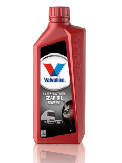 Valvoline Light & Heavy Duty Gear Oil 80W-90 1 l
