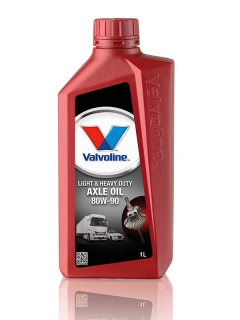 Valvoline Light & Heavy Duty Axle Oil 80W-90 1 l