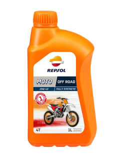 Olej do motorky Repsol Moto Off Road 4T 10W-40 1 l